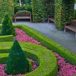 Стилизованные сады